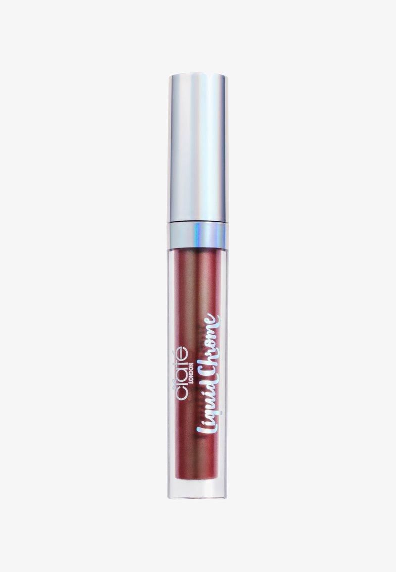 Ciaté - DUO CHROME LIP GLOSS - Lip gloss - aurora-brown/green