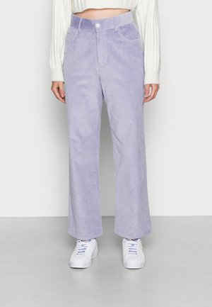 ARDEN TROUSERS - Trousers - lilac