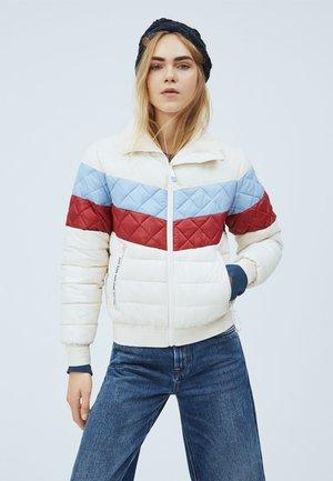 ALICIA - Winter jacket - buttermilk