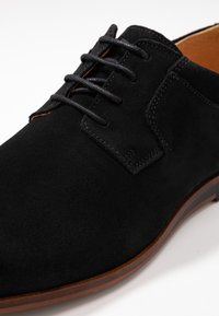 Zign - LEATHER - Veterschoenen - black - 5