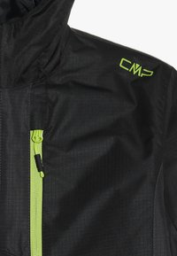 CMP - BOY JACKET FIX HOOD - Ski jacket - antracite - 4