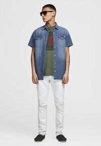 Jack & Jones - Shirt - medium blue denim - 1