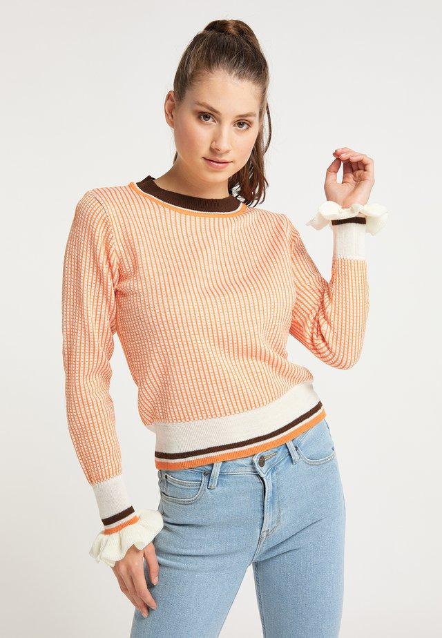 Maglione - orange