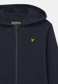 Lyle & Scott - CLASSIC ZIP - Zip-up hoodie - navy blazer - 2