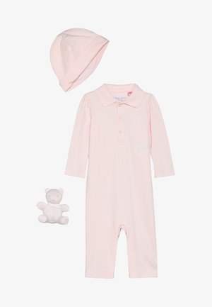 COVERAL APPAREL SET - Berretto - delicate pink
