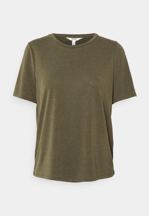OBJANNIE PETIT - Basic T-shirt - forest night