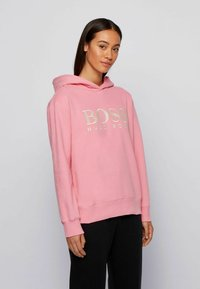 BOSS - C_EDELIGHT_ACTIVE - Kapuzenpullover - light pink - 0