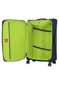 Hardware - REVOLUTION - Wheeled suitcase - dark blue - 3
