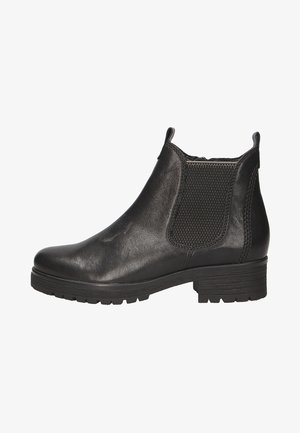 Ankle boots - schwarzmicro