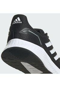 adidas Performance - RUNFALCON 2.0 - Neutrální běžecké boty - cblack/ftwwht/gresix - 10