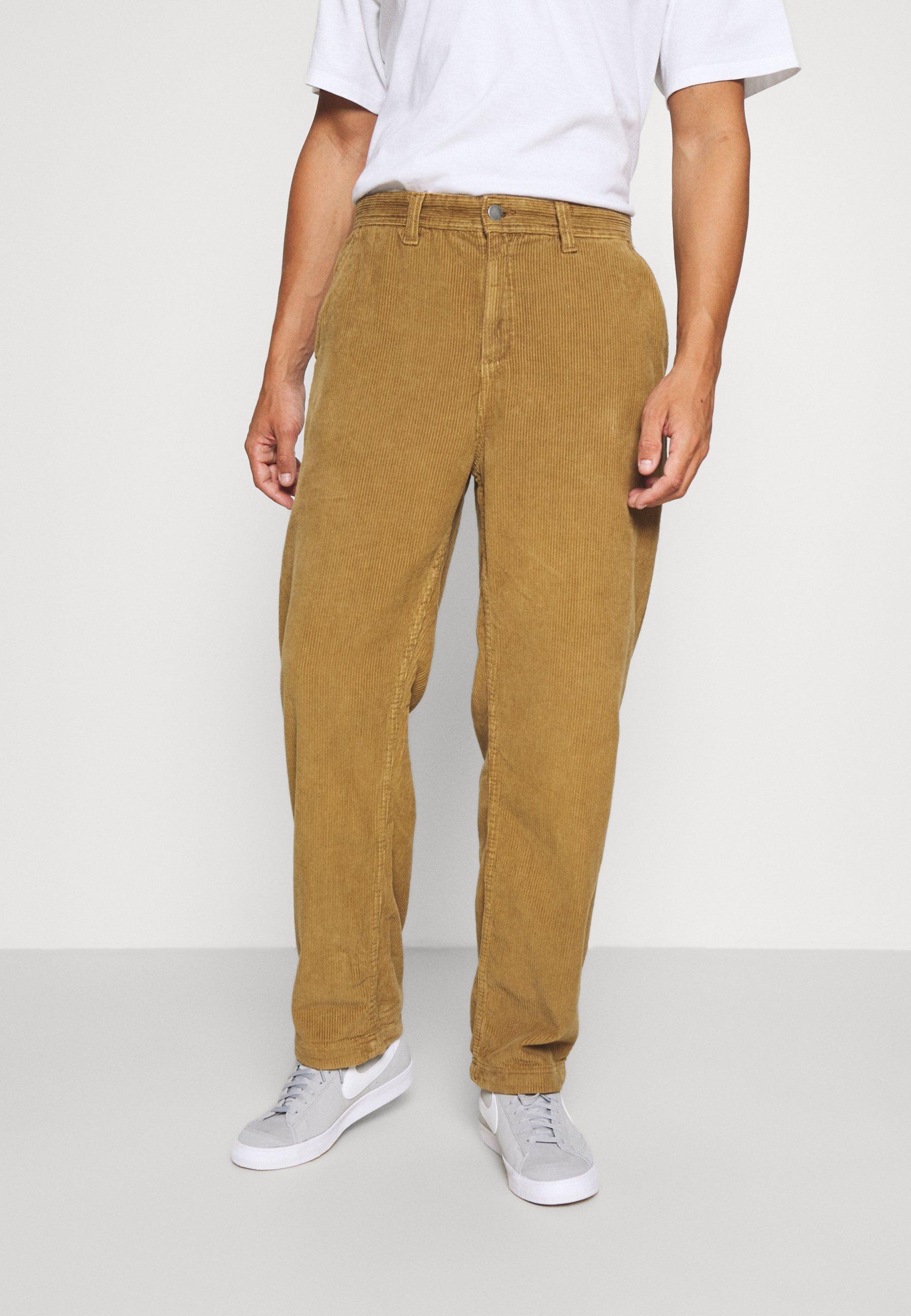 Men LOOSE FIT PANT - Trousers