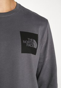 The North Face - FINE TEE  - Top s dlouhým rukávem - vanadis grey - 6