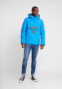 Napapijri - RAINFOREST WINTER - Windbreaker - french blue - 1