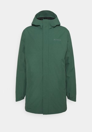MENS CYCLIST PADDED COAT - Manteau court - dusty forest