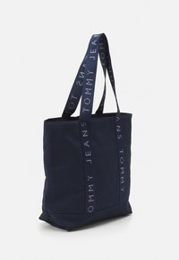 Tommy Jeans - HERITAGE TOTE - Shopping bag - blue - 1