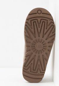 UGG - NEUMEL - Ankle boots - oyster - 6