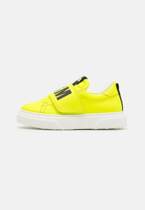 Sneaker low - neon yellow