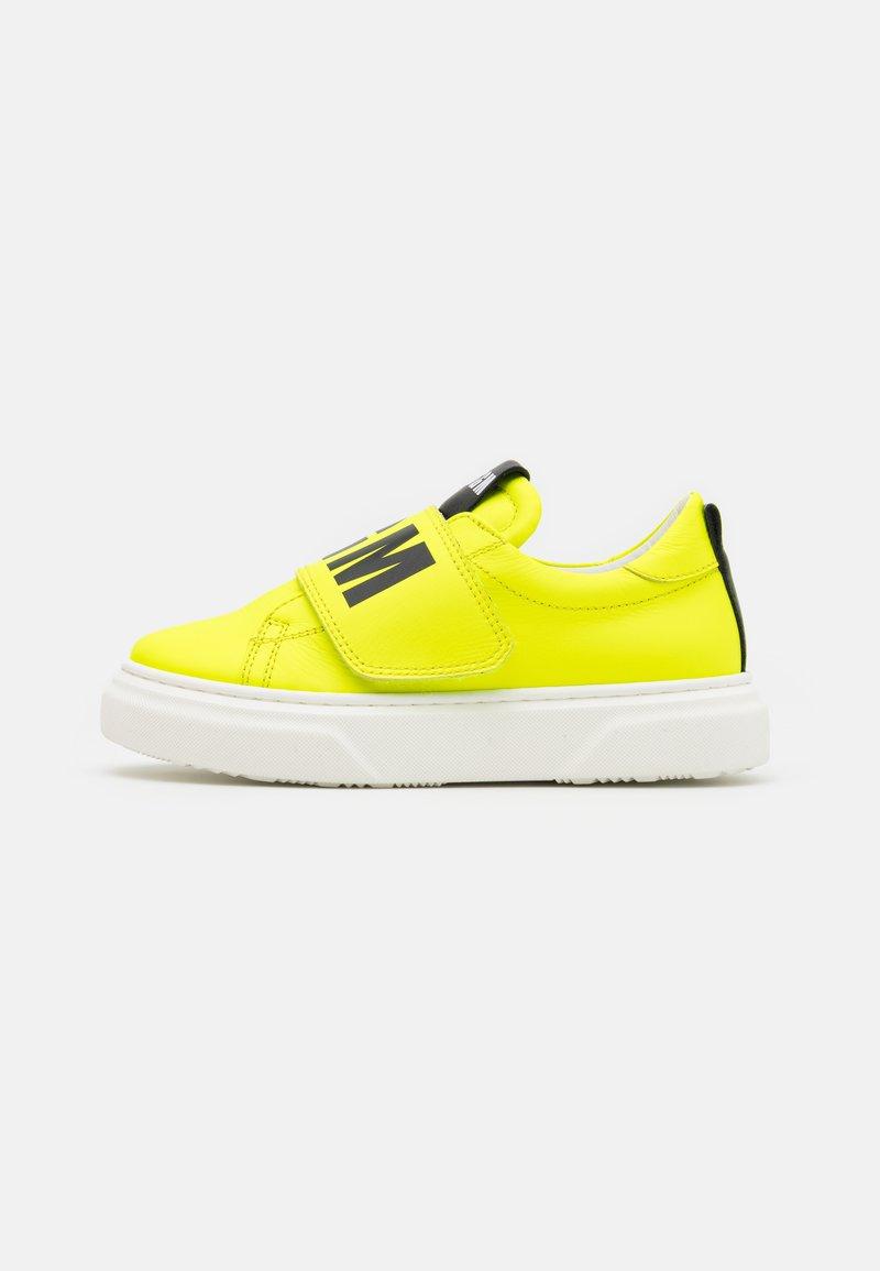 MSGM - Trainers - neon yellow
