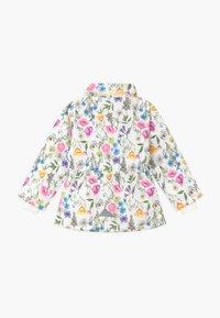 Name it - NMFMAXI FLOWER - Parkas - snow white - 2