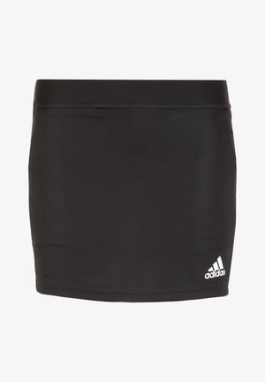 TEAM 19 SKIRT ROCK DAMEN - Sports skirt - black / white
