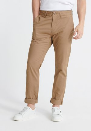 Chinos - combat brown