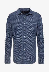 Replay - Shirt - blue/natural white - 4
