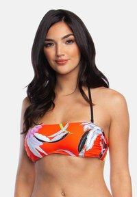 Trina Turk - Bikini top - flame - 0