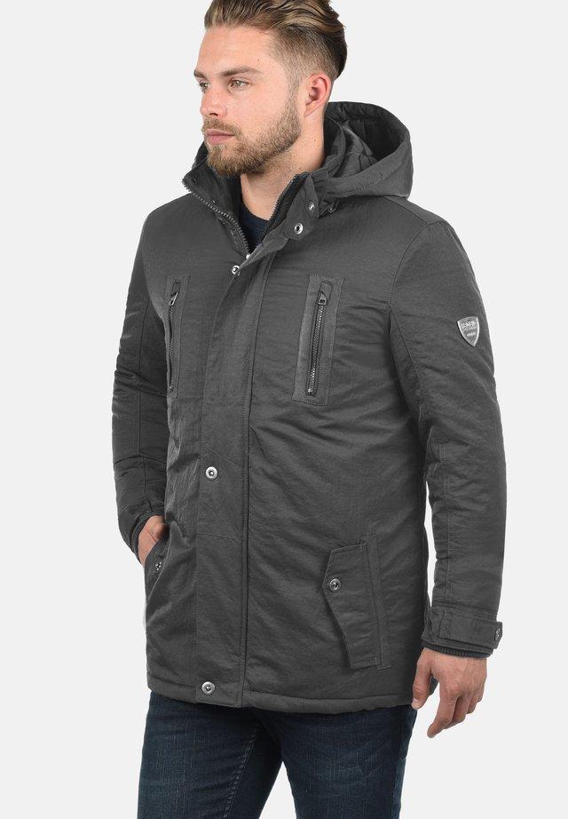 Winter jacket - dark grey