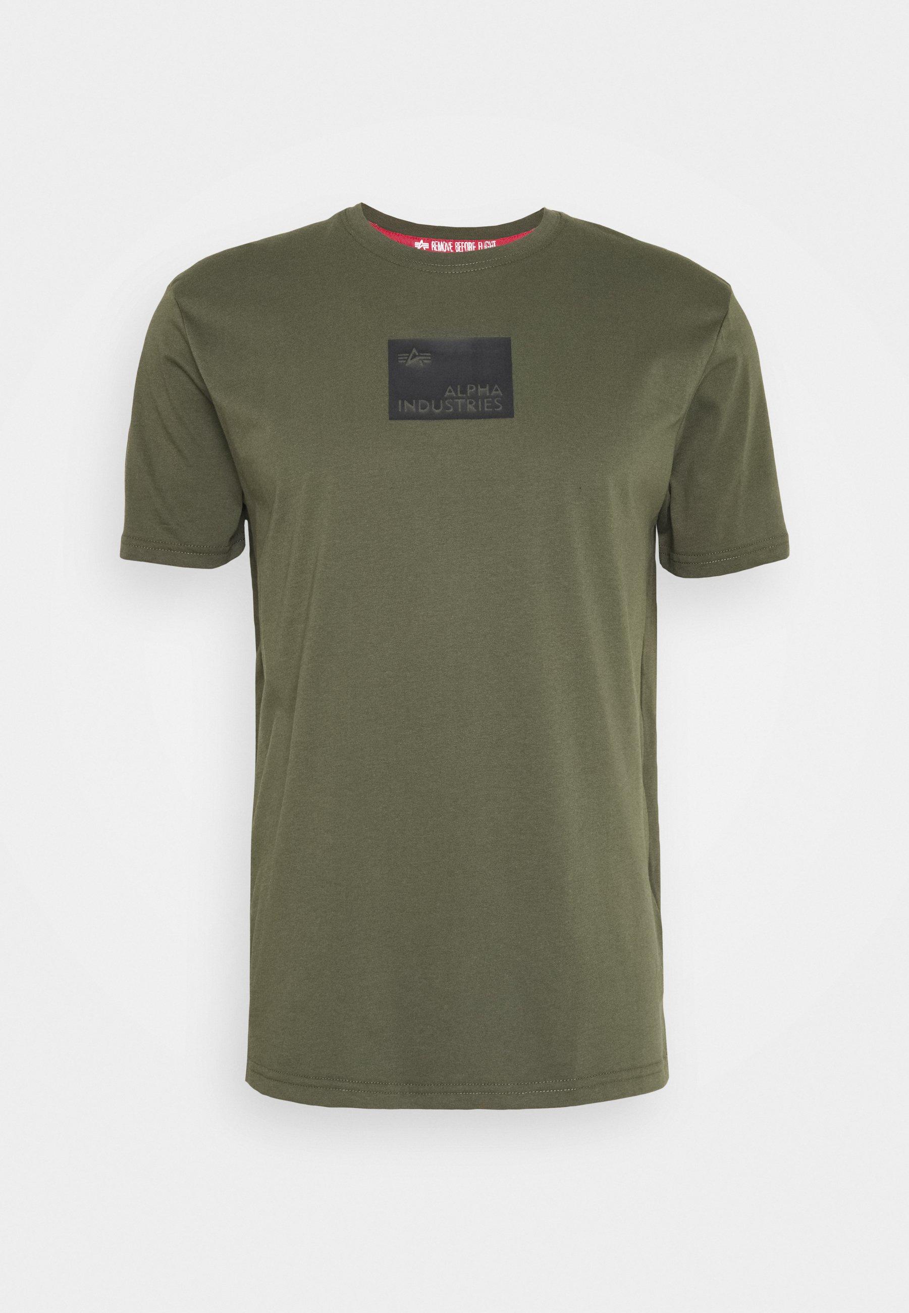 Herren RUBBER PATCH - T-Shirt print