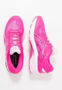 ASICS - GEL-KAYANO 26 - Stabilní běžecké boty - pink glo/cotton candy - 1