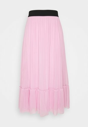 THORA FLOUNCE SKIRT - A-line skirt - pink lavender