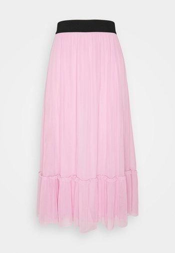 THORA FLOUNCE SKIRT - Áčková sukně - pink lavender