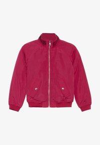 Calvin Klein Jeans - LOGO JACKET - Light jacket - pink - 3