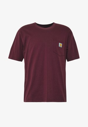 T-shirt basic - shiraz
