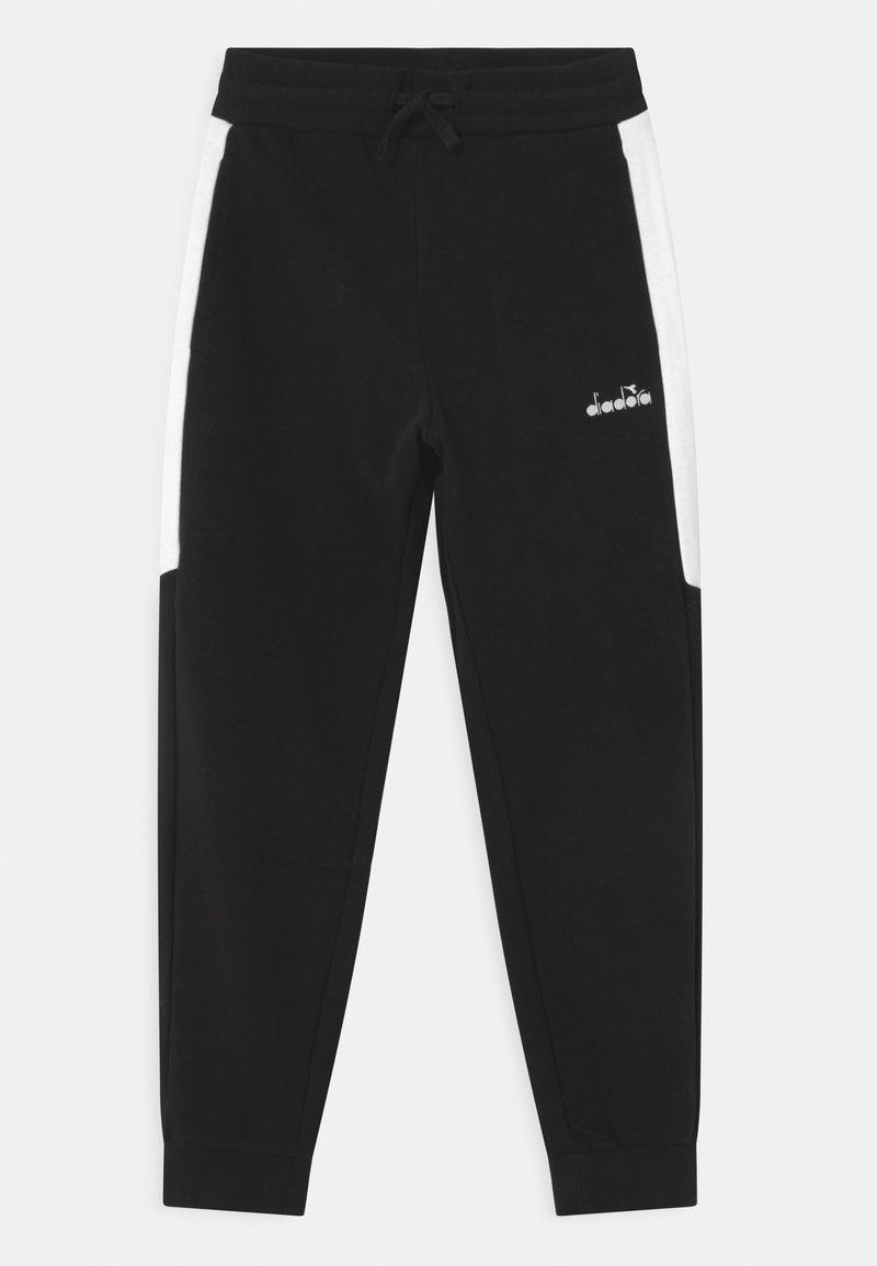 Diadora - CUFF CLUB UNISEX - Pantalon de survêtement - black