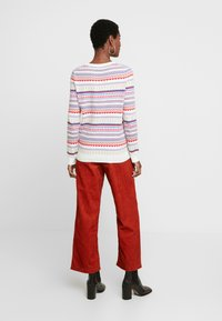 GAP - ALPINE - Stickad tröja - multi - 2