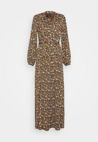 Scotch & Soda - PRINTED WRAPOVER DRESS - Maxi šaty - combo - 3