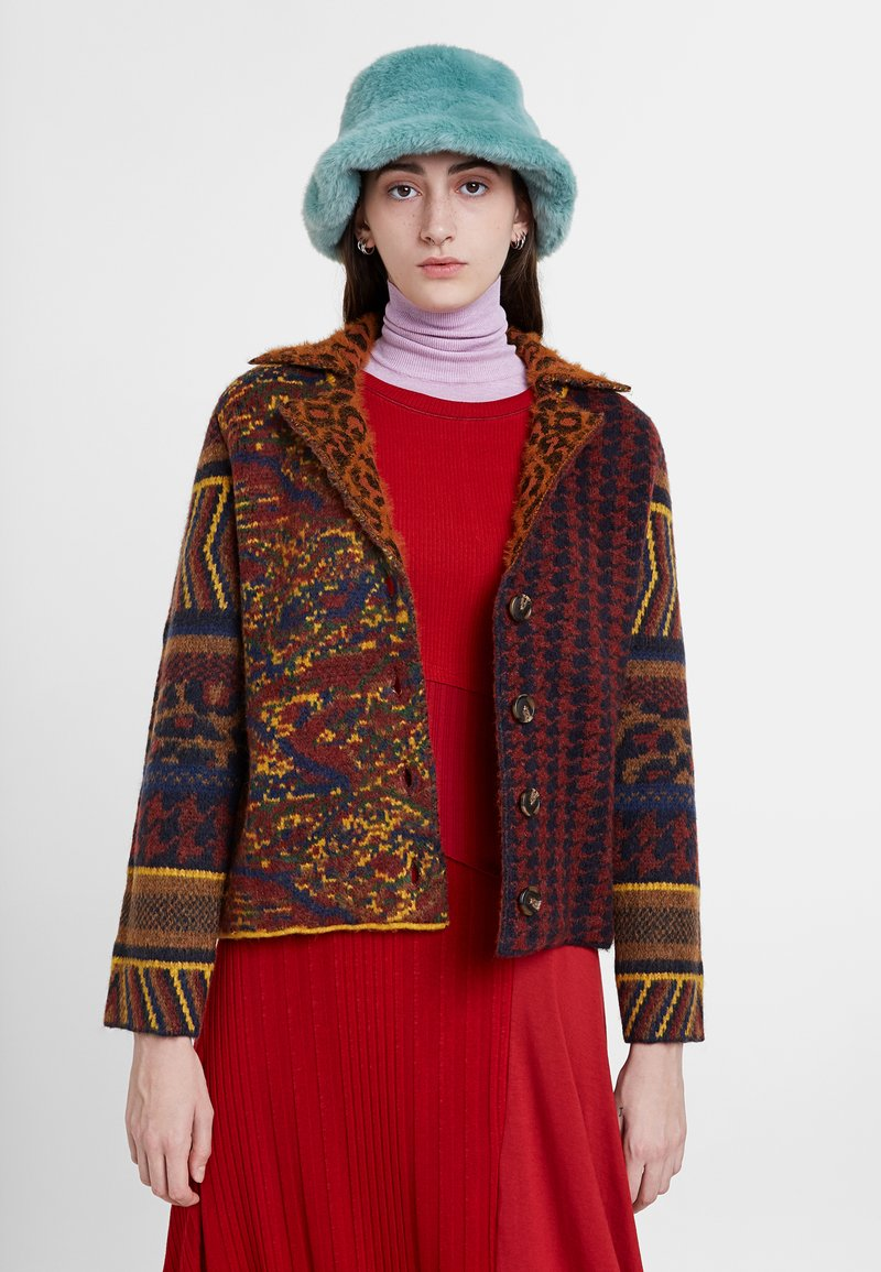 Desigual - HAMINA - Sweatshirt - brown