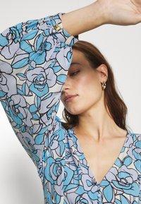 Fabienne Chapot - LOLA DRESS - Day dress - lavender/warm white - 4