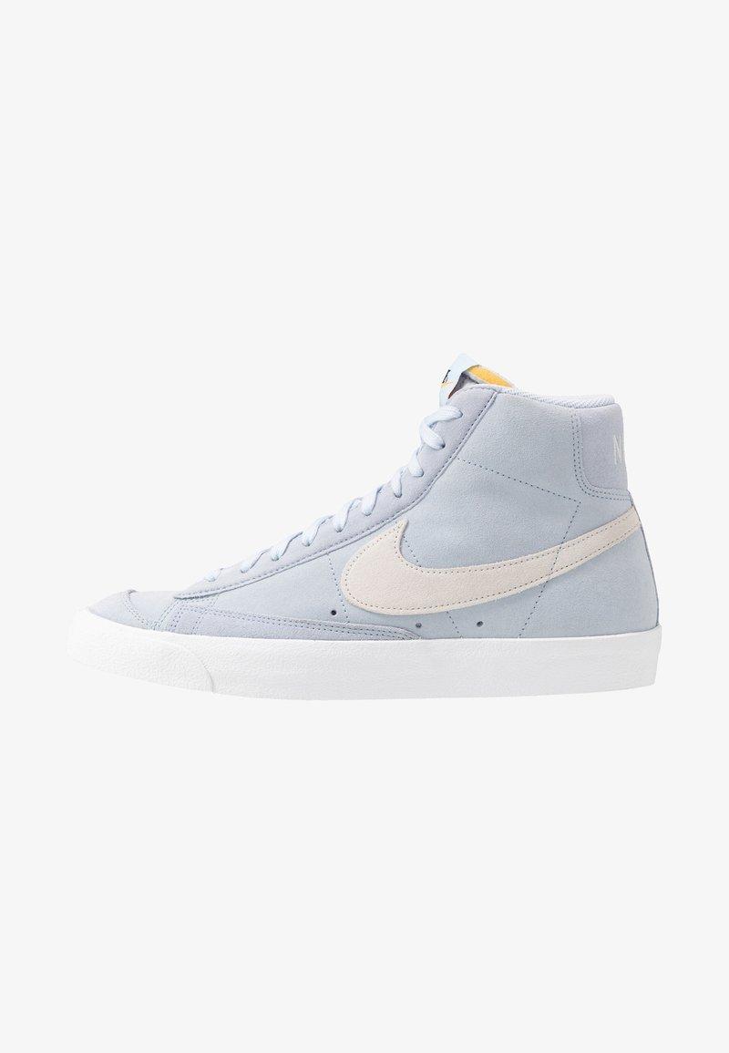 Nike Sportswear - BLAZER MID '77 UNISEX - High-top trainers - hydrogen blue/white/black