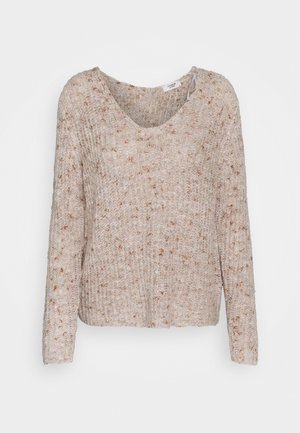 MADELINE - Jumper - light grey melange