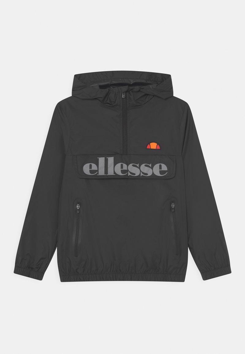Ellesse - BOCCON UNISEX - Windbreaker - black