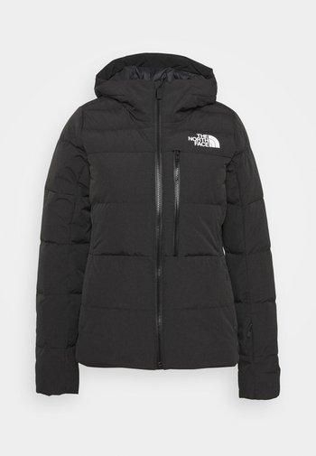 HEAVENLY JACKET - Ski jacket - black