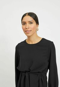Vila - VISURASHA  - Day dress - black - 3