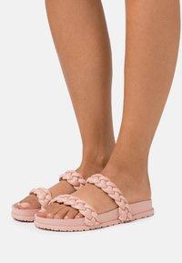 RAID - FROST - Domácí obuv - blush pink - 0