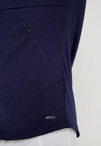 Puma - ITALIEN FIGC PREMATCH AWAY JACKET - Training jacket - peacoat team power blue - 5
