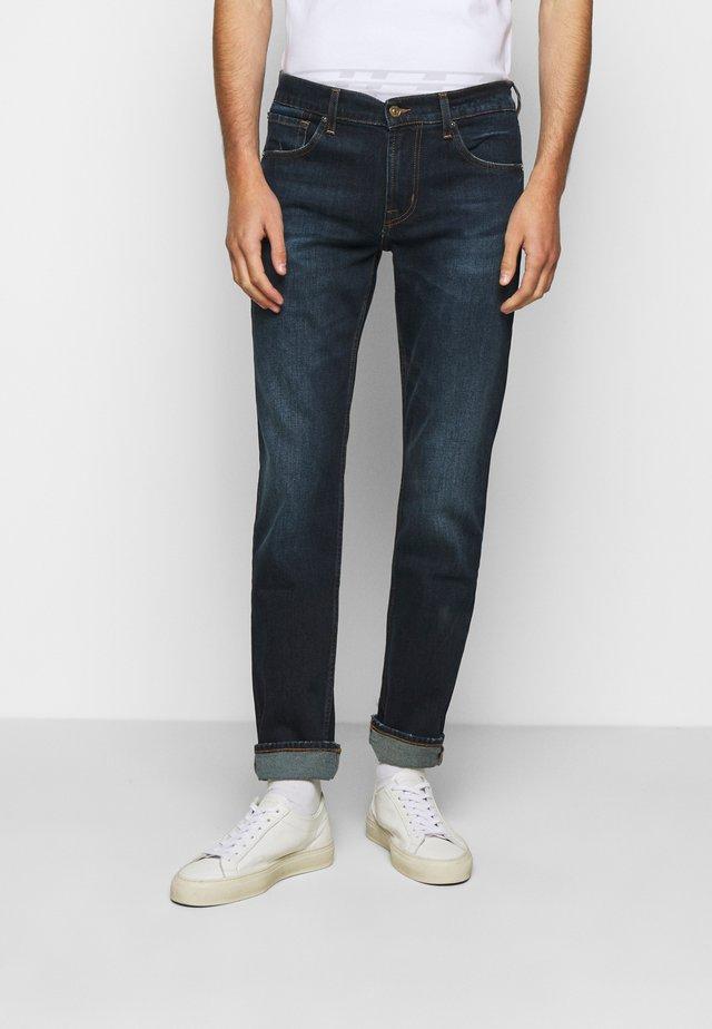 PEAK DEEP - Jeans slim fit - dark blue