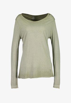 LONGSLEEVE - Long sleeved top - vinegard green