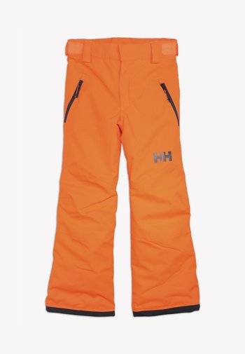 LEGENDARY  UNISEX - Snow pants - neon orange