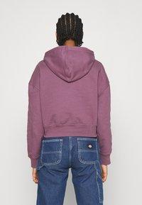 Dickies - LORETTO BOXY HOODIE - Sweatshirt - purple gumdrop - 2